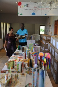_FCL8004_books donated from all over the world 2.JPG